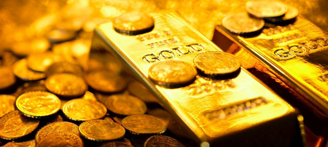 Harga Emas Dunia Makin Merosot ke Level Terendahnya